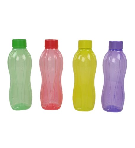 Tupperware Aquasafe Bottle Set of 4 (500ML) by Tupperware 2