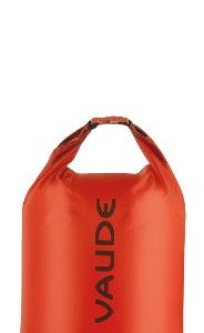 VAUDE 30295 Bolsa Impermeabile Cordura Light, 8L, Color Naranja 4