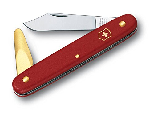 Okuliermesser, Nylon rot 1