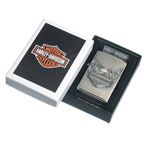 Zippo Harley-Davidson - Encendedor de cocina (Cromo) 1
