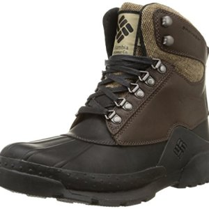 Columbia BUGABOOT ORIGINAL OMNI-HEAT - botas de senderismo de piel hombre 6