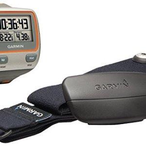 Garmin Forerunner 310XT - Reloj GPS para triatletas, Gris y Naranja 13
