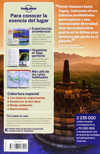 Lonely Planet Indonesia (Travel Guide) (Spanish Edition) 1