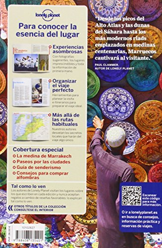 Lonely Planet Marruecos (Travel Guide) (Spanish Edition