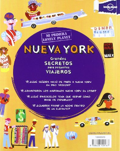 Mi Primera Lonely Planet Nueva York (Lonely Planet Not for Parents) (Spanish Edition) 1