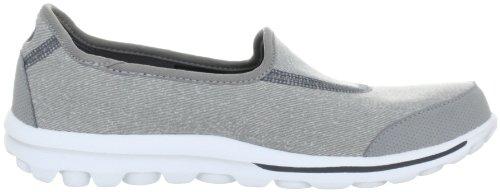 Skechers GO Walk 13510 GRY - Zapatos de tela para mujer 1