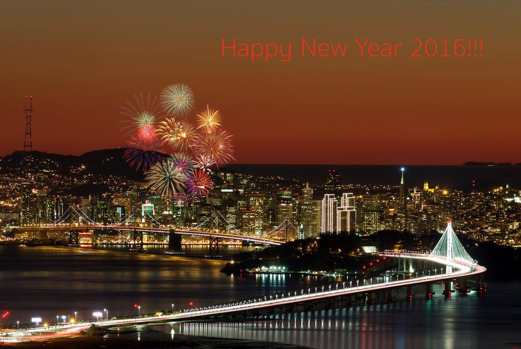¡Feliz 2016! 1