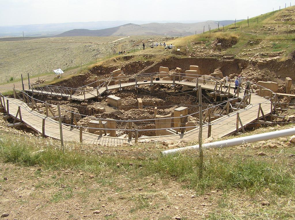 Gobekli Tepe, complejo religioso más antiguo