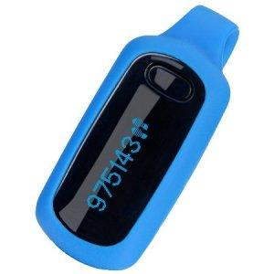 Dexford Schrittzähler - Podómetro, color azul, talla standard 5