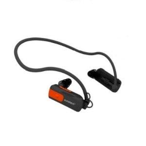 Sunstech Triton - Reproductor de MP3 (4 GB), Negro con Naranja 10