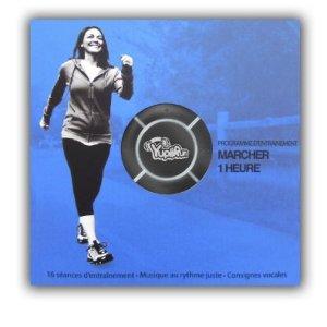 YupiiRun Walk Digital Personal Trainer - Blue, 1 Hour 2