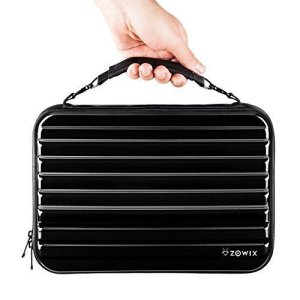 Funda GoPro protección total, maletín GoPro de gran capacidad e impermeable, estuche GoPro con acabado exclusivo, la mejor bolsa de viaje para tu GoPro. 9