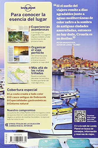 Lonely Planet Croacia (Travel Guide) (Spanish Edition