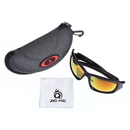 XQ-XQ Gafas de Sol para Ciclismo Esqui Moto Deporte singular 2