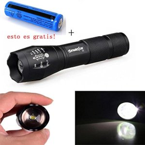 flashlight led vovotrade 3500 Lumen 5 modos del XM-L T6 LED de la antorcha de gran alcance 18650 luz de la lámpara de la linterna 11