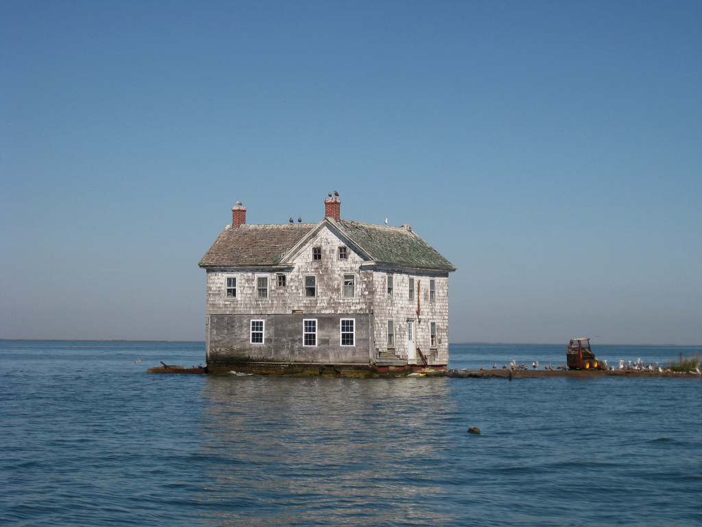 Holland Island Waterfront Home for Sail, Oct 2009