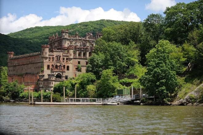 Bannerman's Island, NY - Bannerman's Castle