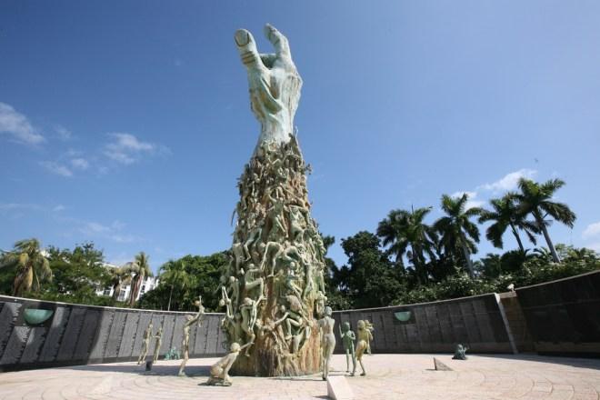 Holocaust Memorial South Beach Miami