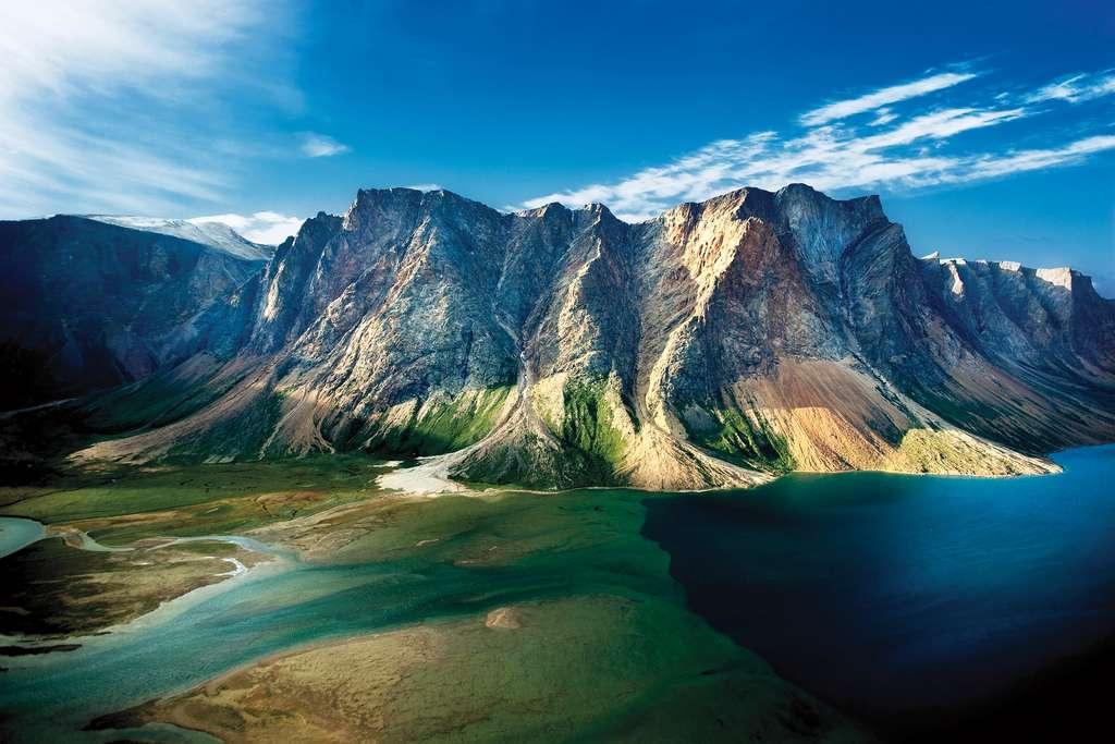 Parque Nacional de las Montañas Torngat: Labrador, Canadá