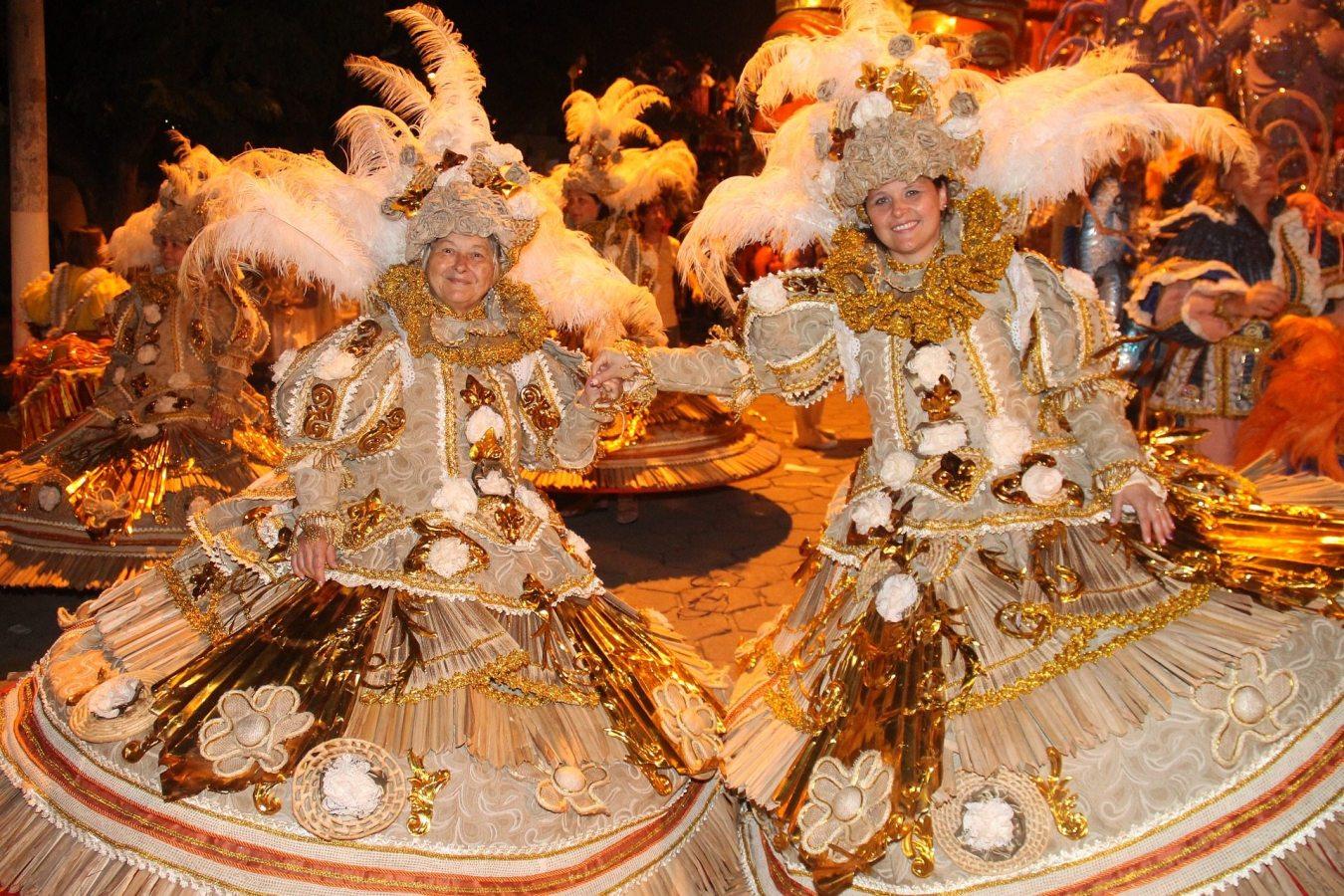 America del sur carnaval