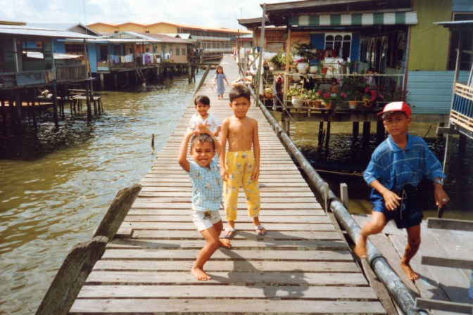 Kids of Kampong Ayer