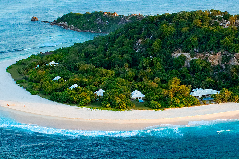 Cousine Island, las Seychelles