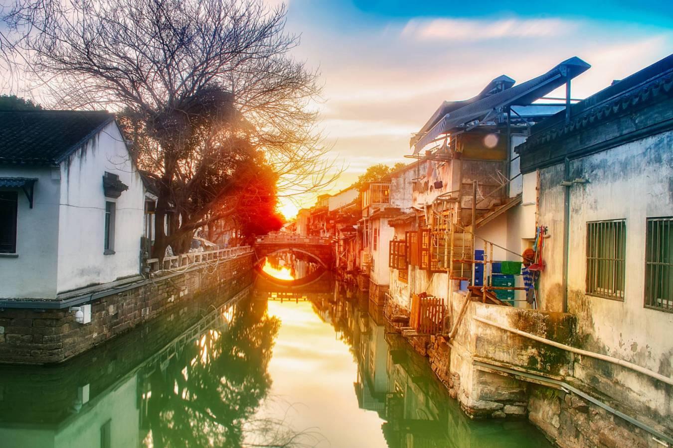 Viajar por Asia - Suzhou