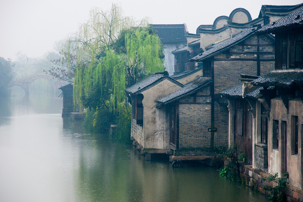 Wuzhen: The Ancient Chinese Water Town
