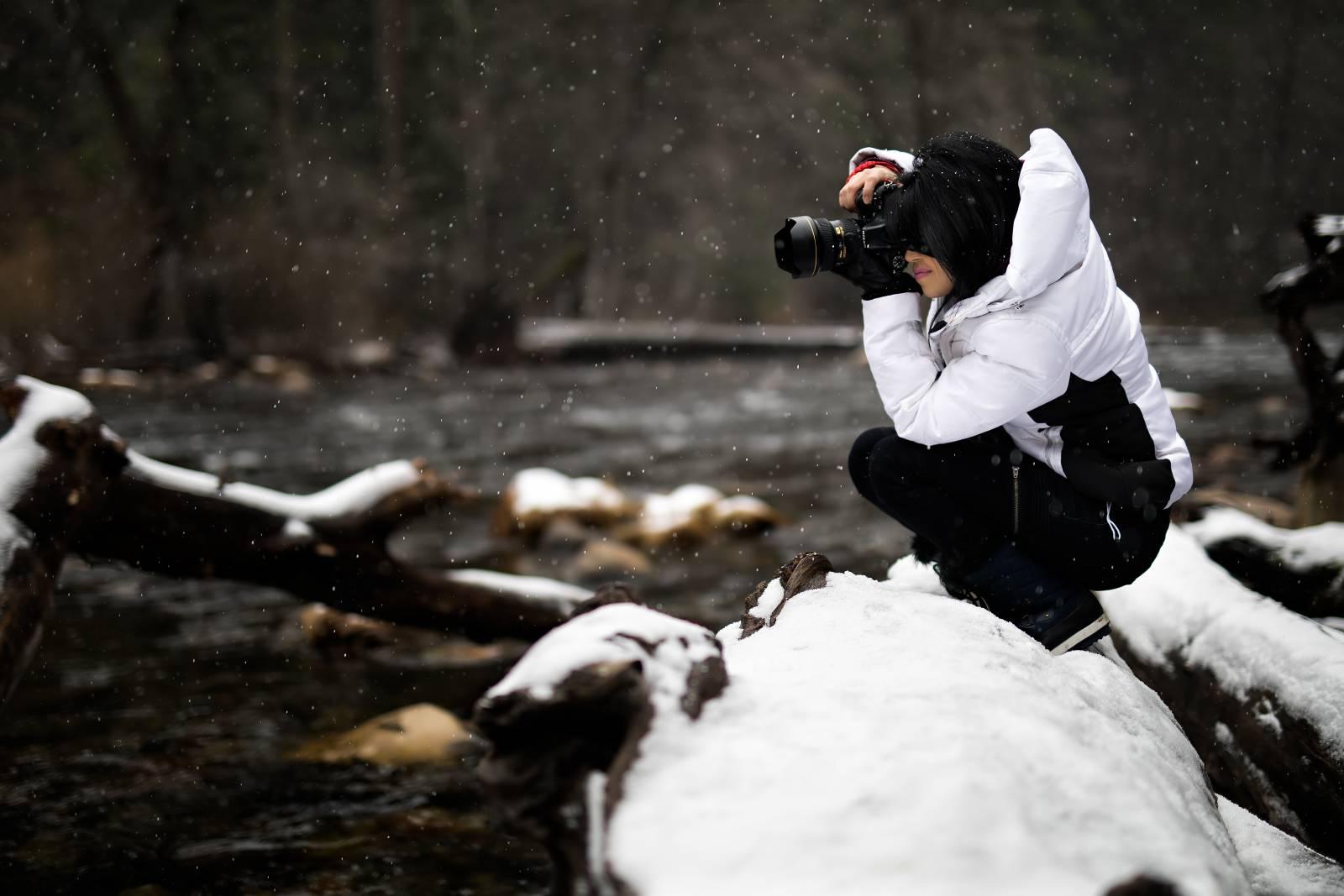 Recursos para fotografía de exteriores