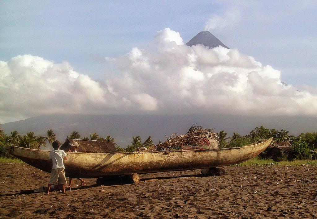 Mayon Volcano, Albay,  Luzon, Philippines