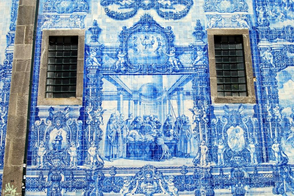 Arte en Oporto