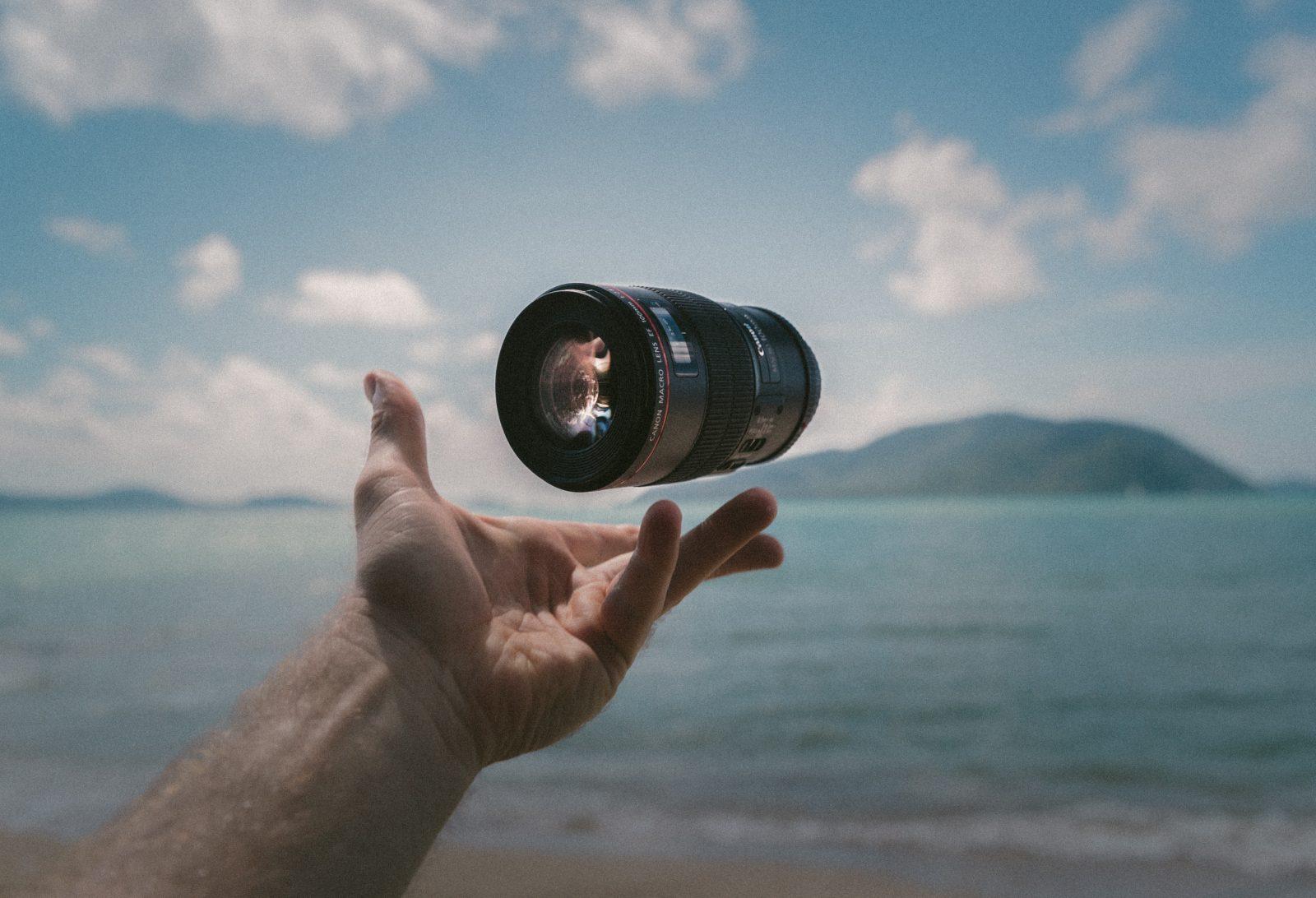 Mejores objetivos para fotografía de viaje