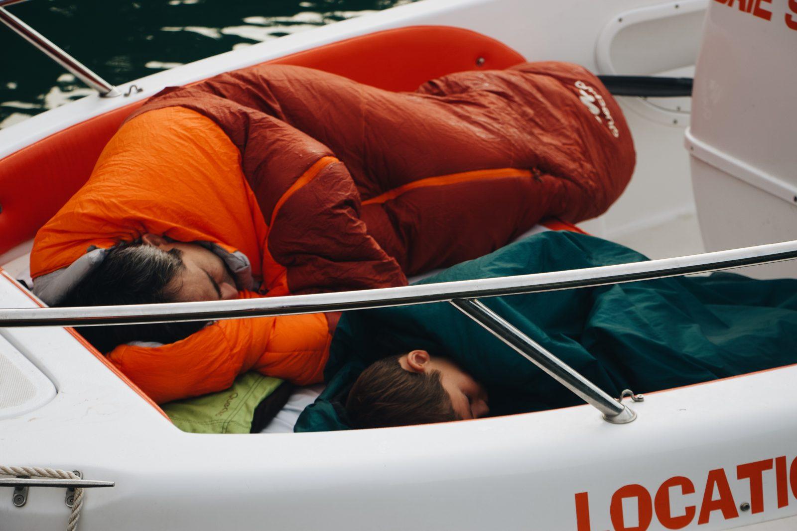 Mejores sacos de dormir para verano
