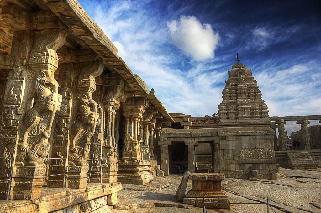 Virabhadra Temple , Lepakshi