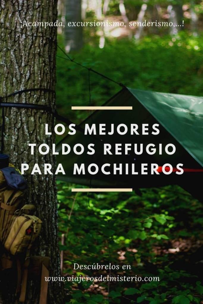 Mejores toldos para camping