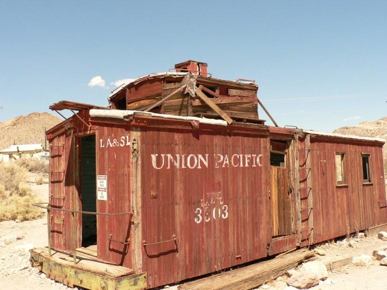 Rhyolite photo - ¿Asalto al Área 51? Visita estos lugares en tu viaje por carretera
