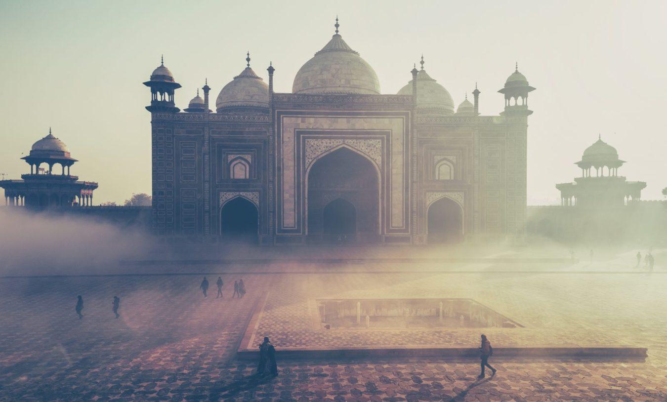 India edificios