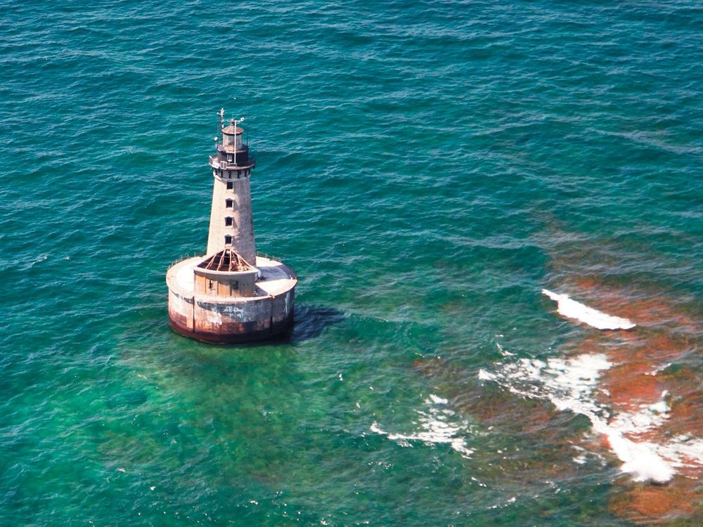 Faro Stannard Rock Light