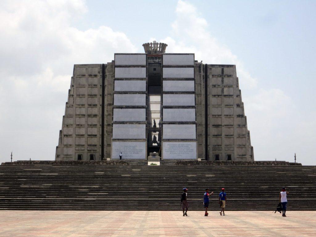 Faro a Colón en la República Dominicana 1