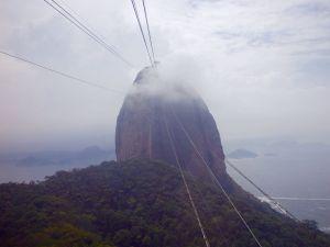 Subida al Pan de Azúcar, Río de Janeiro