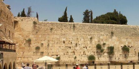 Muro de las Lamentaciones, Jerusalén