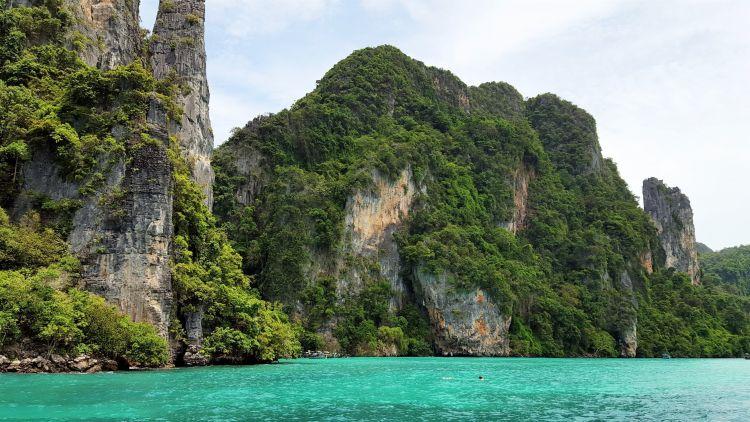 Phi Phi Islands, Tailandia