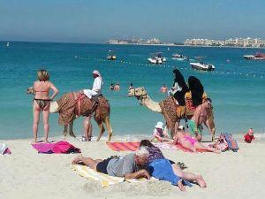 Playa de Qatar