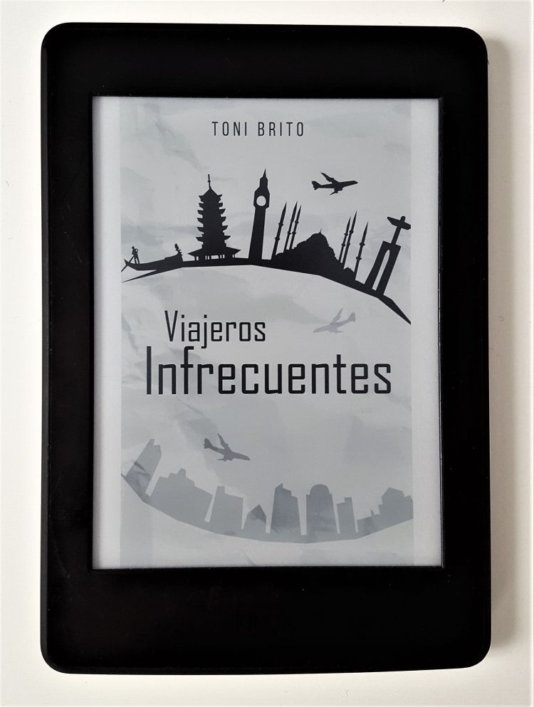libro viajeros infrecuentes en Amazon Kindle
