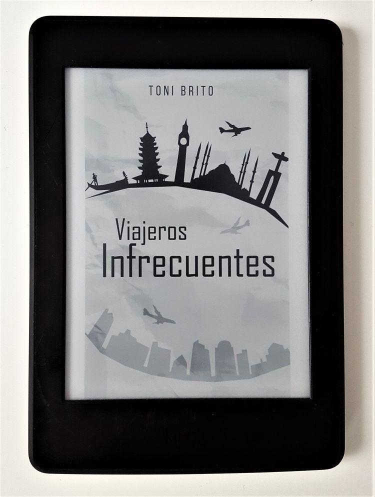 libro viajeros infrecuentes en Amazon Kindle