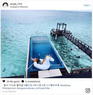 Imágenes turísticas en redes sociales