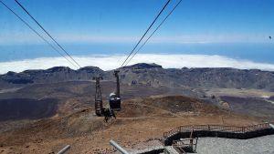 Teleférico El Teide