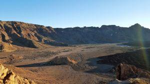 Valle de Ucanca, Parque Nacional del Teide