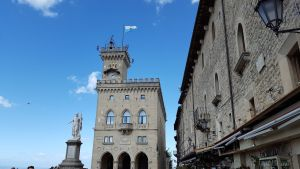 Plaza de la Libertad, San Marino