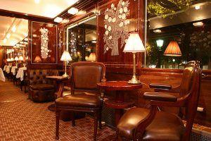 Vagón de Orient Express